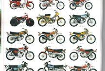 Honda motorcyklar