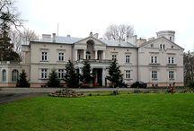 Ugoszcz - Pałac