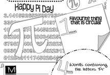 Teaching: Pi Day / by Danielle O'Haren