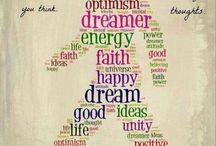 pensieri felici / psicologia e benessere!