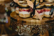 Dessert Table / Buffet Table / Dessert Table / Buffet Table in weddings