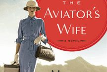 Anne Morrow Lindbergh book discussion / For our library book group's discussion of 'The Aviator's Wife' and 'Gift from the Sea.' / by Berkeley Heights Public Library