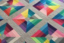 Modern quilts inspiráció