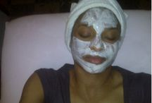 Celebrity Skin Care ID: Masks / by Blaq Vixen Beauty