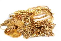 You can never have too much GOLD! / by Teresa Catalano-Johnson