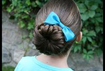 Bun braid / Hair