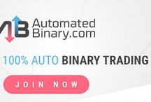 Automated Robot Review | How Automated Binary.com Works / http://www.binarytradingglobal.com/robot/automated-binary-review/  Automated Binary Robot Review, you have complete control because you control all the settings the system will use to determine trades that would be closest to your trading style.