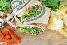 Sandwiches / by Flippers Pizzeria