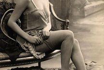 1920's Pin Up