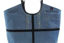 Bolsas / Modelos de bolsas artesanais