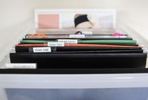 How to stay organised!