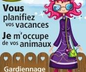 Ô Poils, Promenades et Gardiennages (dog walker and pet sitter)
