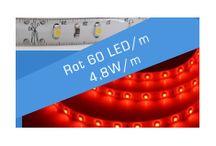 SMD LED Streifen einfarbig / SMD LED Streifen einfarbig
