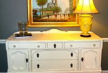 Chest and drawers / by CobraLady Dragon