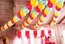 circus party luwan