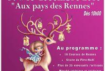 marche de noel Les Rousses 14 et 15.12.2013.JURA. / une date à retenir, un événement à ne pas manquer..