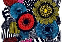 pattern / pattern design and textiles i love