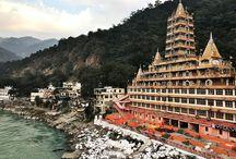 ヨガの聖地 リシケシへの旅 - Journey to Rishikesh