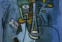 Wilfredo Lam painter / Abstract painter