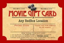 Movie gift basket / by Cristina Stroh