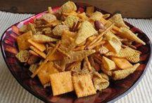 Snack Recipe's