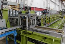 Roll Forming Line Performs at Variable Speeds up to 60 Feet per Minute