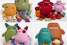 For My Little Monster / Monster themed nursery / baby ideas