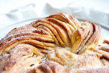 Mitähän tänään leivotaan?