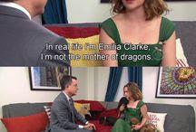 Emilia / British actress