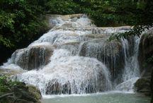 Erawan National Park, Kanchanaburi