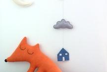 Pretty little choses / Les jolis petits objets pour une chambre d'enfant