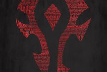 For the Horde! / Wow - Horde
