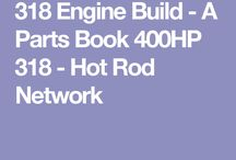 Mopar 318 hp