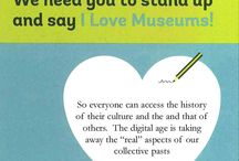 I Love Museums! / The Stirling Smith acitively supports the I love Museums campaign to make the government aware of the value of the museums and the importance of funding to keep our museums open.   These a a sample of the comments we have received from out visitors.   Find out more at ilovemuseums.com