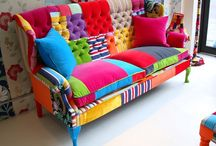 lisa loves FURNITURE RE-DOS / by Lisa Loves Rainbows