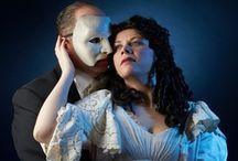 Coup-PR Stories / Publicity for The Phantom of the Opera with Aldo Di Toro and Stephanie Gooch