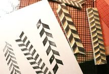 Stamps - DIY / Learn how to cut your own stamps using lino or even erasers. {My *new* hobby}