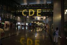 Lotnisko HAMAD w Doha