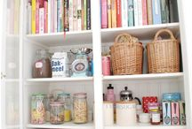 organize that cabinet / by Elizza Dizon