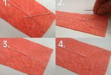 sewing board