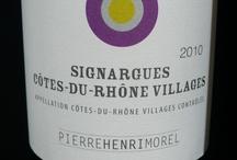 Wine / Wines from Rhône Valley - Vins de la Vallée du Rhône