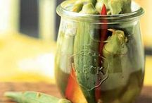 RECIPES - Pickling & Canning