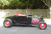 Hot Rods / I welcome others to pin to this board :)