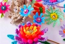 floral chrochet