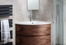 Bathroom: Space Saving Products and Ideas / All of these products are perfect for small bathrooms which are a very common issue with our bathrooms in England. 8/10 of the bathrooms we install are around  2M x 2M so it is very important to make the most of the space.  All products you see in this board are available from us.