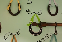 Horse bedroom decor ideas / by Christy Kendall