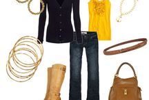 Fall Style / by Buffy Frazier
