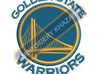 NBA Teams Logos Embroidery Designs