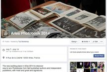 Tipi bookshop goes to Arles 2014
