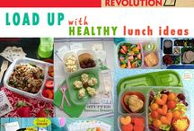 Allergy-Friendly Lunch Ideas for Kids / by Jackie Ourman